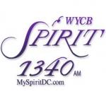 Logo da emissora WYCB 1340 AM