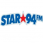 Logo da emissora WSTR 94.1 FM Star