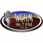 Logo da emissora Radio WCHM 96.7 FM 1490 AM