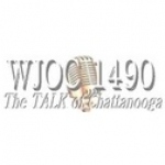 Logo da emissora WJOC 1490 AM