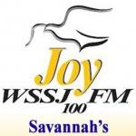 Logo da emissora Radio WSSJ 100 FM