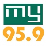 Logo da emissora Radio KXRG-LP 95.9 FM