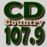 Logo da emissora WCDD 107.9 FM