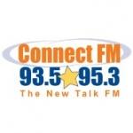 Logo da emissora WSJK Connect 93.5 FM