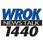 Logo da emissora Radio WROK News Talk 1440 AM