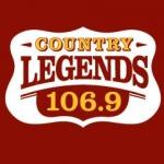 Logo da emissora Radio KTPK Country Legends 106.9 FM