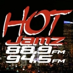 Logo da emissora KMIH 88.9 FM