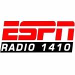Logo da emissora Radio KDBS ESPN 1410 AM