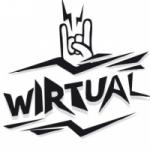 Logo da emissora Rádio Wirtual