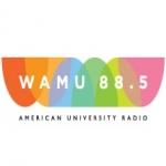 Logo da emissora Radio WAMU 88.3 FM
