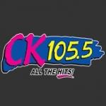 Logo da emissora WWCK 105.5 FM CK