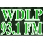 Logo da emissora WDLP 93.1 FM