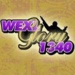 Logo da emissora WEXL 1340 AM Glory