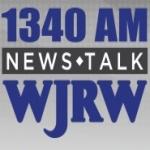 Logo da emissora WJRW 1340 AM