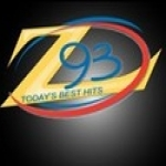 Logo da emissora WJZQ 92.9 FM Z