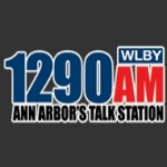 Logo da emissora WLBY 1290 AM