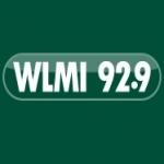Logo da emissora WLMI 92.9 FM