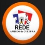 Logo da emissora Rede Amigos da Cultura