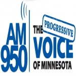 Logo da emissora KTNF 950 AM