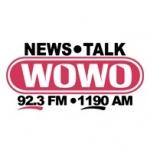 Logo da emissora WFWI 92.3 FM