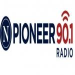 Logo da emissora KSRQ HD3 90.1 FM
