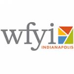 Logo da emissora Radio WFYI 90.1 FM