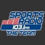 Logo da emissora WNMQ 103.1 FM