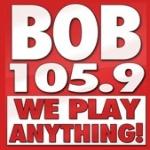 Logo da emissora WQBB 105.9 FM