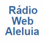 Logo da emissora Rádio Web Aleluia