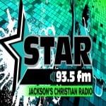 Logo da emissora WHJT 93.5 FM