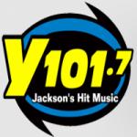 Logo da emissora WYOY 101.7 FM