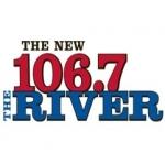 Logo da emissora KRVI 106.7 FM