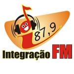 Logo da emissora R�dio Integra��o 87.9 FM