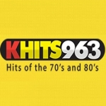 Logo da emissora Radio KIHT 96.1 FM