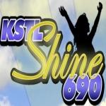 Logo da emissora KSTL 690 AM