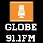 Logo da emissora Radio WGCS Globe 91.1 FM