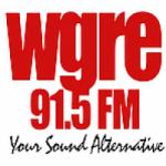 Logo da emissora Radio WGRE 91.5 FM