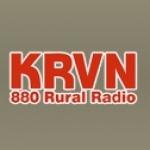 Logo da emissora KRVN 93.1 FM