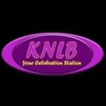 Logo da emissora KNLB 97.9 FM