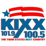 Logo da emissora WKKN 101.9 FM