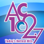 Logo da emissora WWAC 102.7 FM