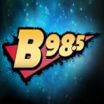 Logo da emissora WBBO 98.5 FM