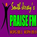 Logo da emissora WJPH 89.9 FM