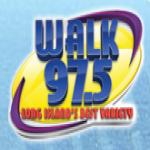 Logo da emissora WALK 97.5 FM