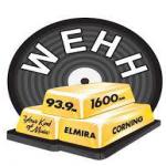 Logo da emissora WEHH 1600 AM
