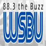 Logo da emissora WSBU 88.3 FM