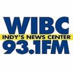 Logo da emissora Radio WIBC 93.1 FM