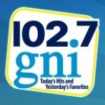 Logo da emissora WGNI 102.7 FM
