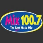 Logo da emissora WNMX 100.7 FM