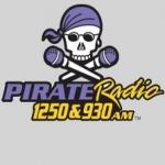 Logo da emissora WGHB 1250 AM